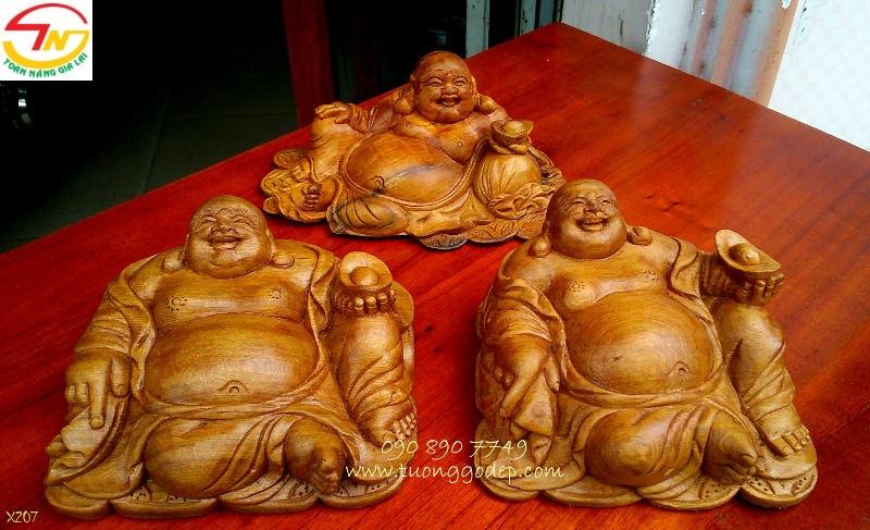 Tượng Phật để xe ô tô