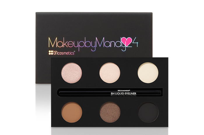 Bảng Trang Điểm  BH Cosmetic  MakeupbyMandy24's Signature Eyeshadow Palette