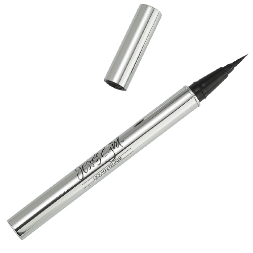 Kẻ Mắt Jesse's Girl Cosmetics Liquid Eyeliner, Waterproof, Black