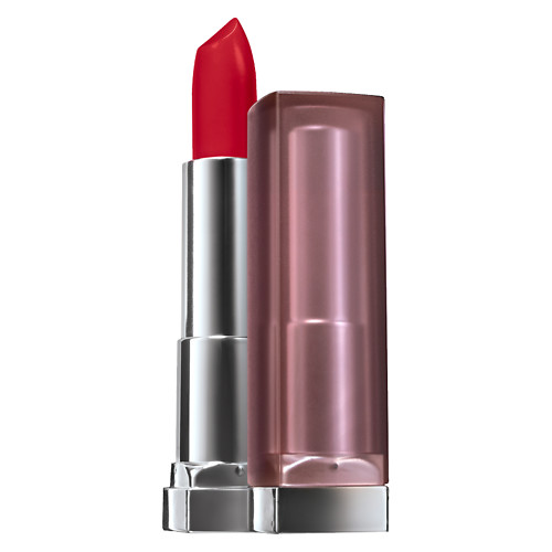 Son Maybelline ColorSensational Creamy Mattes Lip Color, Rich Ruby