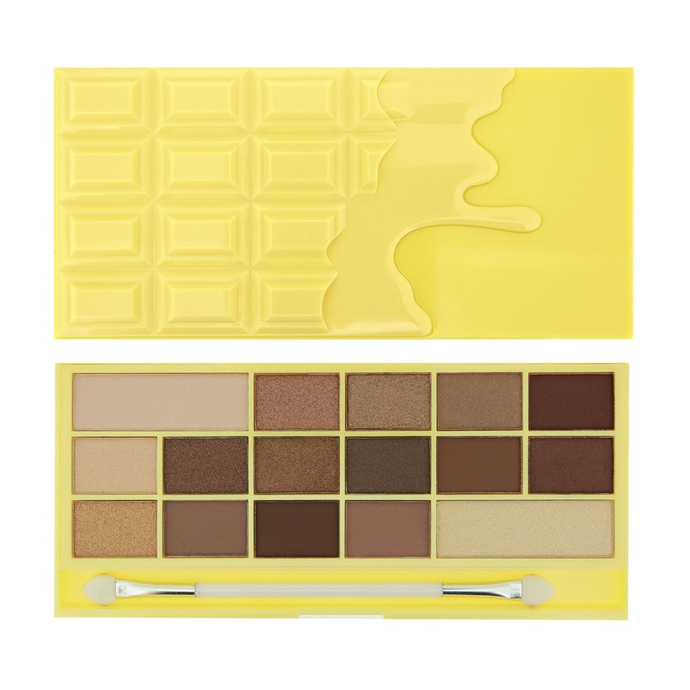 Bảng phấn mắt Revolution  I heart Makeup Naked Chocolate