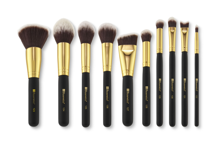 Bộ Cọ 10 cây BH Cosmetic Sculpt and Blend 2 – 10 Piece Brush Set