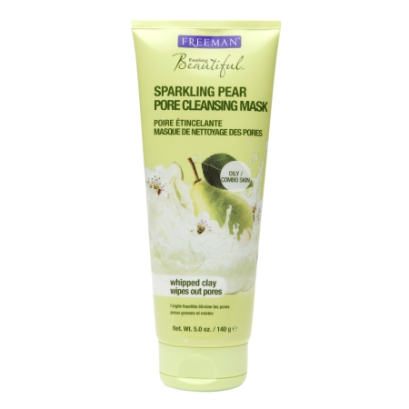 Đắp Mặt Nạ Freeman Feeling Beautiful Cleansing Mask Sparkling Pear