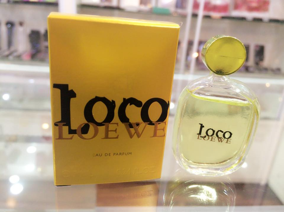 Loco Loewe by Loewe, 0.23 oz Mini EDP for Women