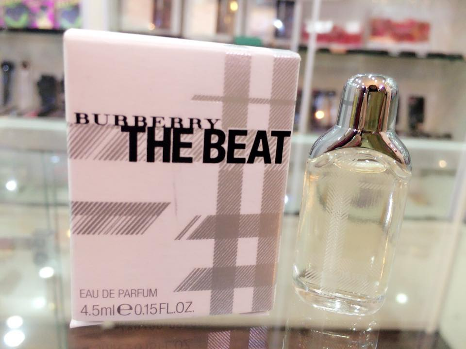 The Beat by Burberry, 0.15 oz Mini EDP for Women