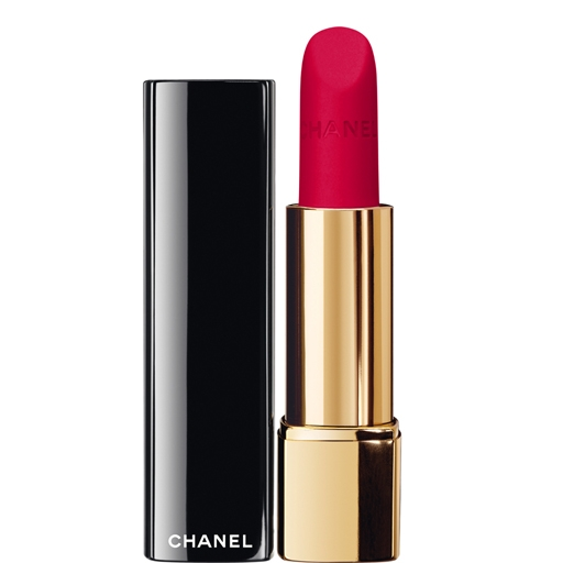 Son Chanel  Rouge allure velvet -  38 La Fascinante