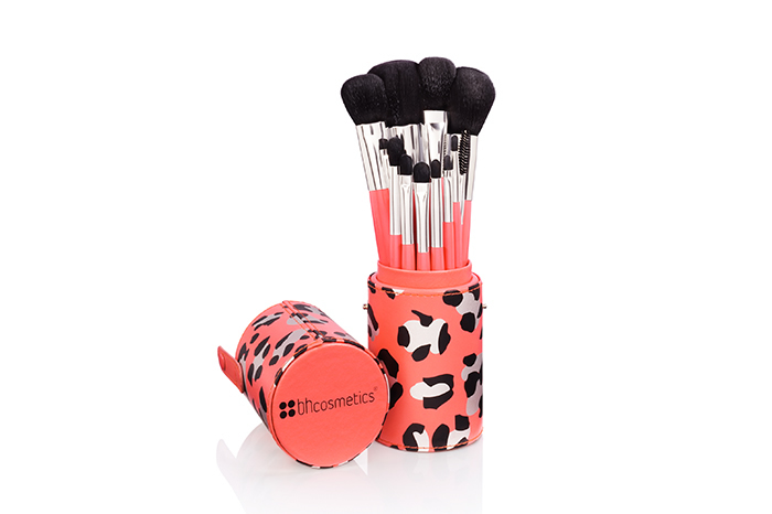 Bộ Cọ BH Cosmetics 12 pc Wild Brush Set