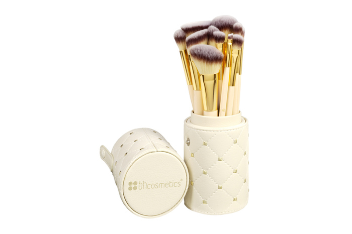 Bộ Cọ BH Cosmetic Studded Couture - 12 Piece Brush Set