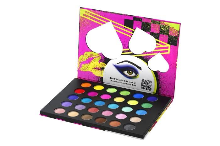 Bảng Phấn Mắt 30 màu BH Cosmetic Eyes on the '80s Eyeshadow Palette