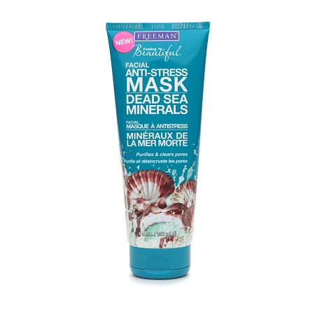 Đắp Mặt Nạ Freeman Feeling Beautiful Facial Anti-Stress Mask Dead Sea Minerals