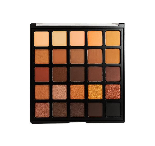 Bảng phấn mắt Morphe 25A - COPPER SPICE EYESHADOW PALETTE
