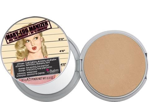 Phấn Hight Light The Balm Mary-Lou Manizer® Highlighter, Shadow & Shimmer