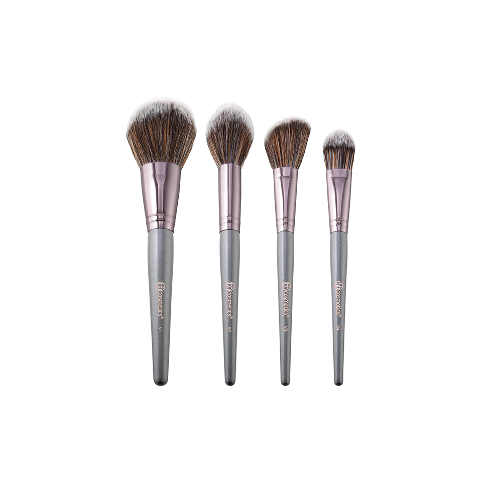 Bộ cọ BH Cosmetic Vegan Brush Set - Face