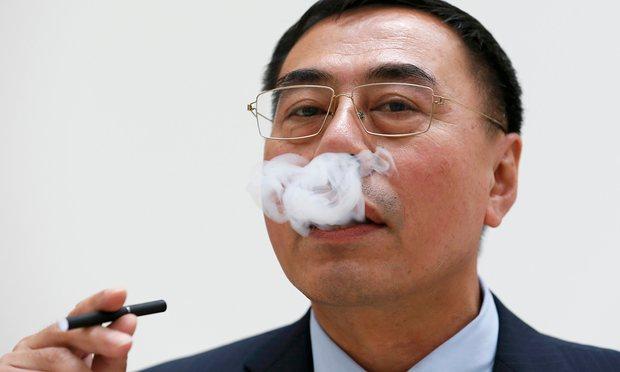 Lịch sử của thuốc lá điện tử