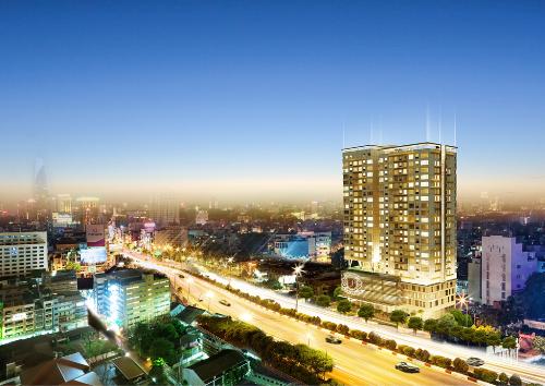 Novaland cho ra mắt căn hộ The Prince Residence Quận Phú Nhuận