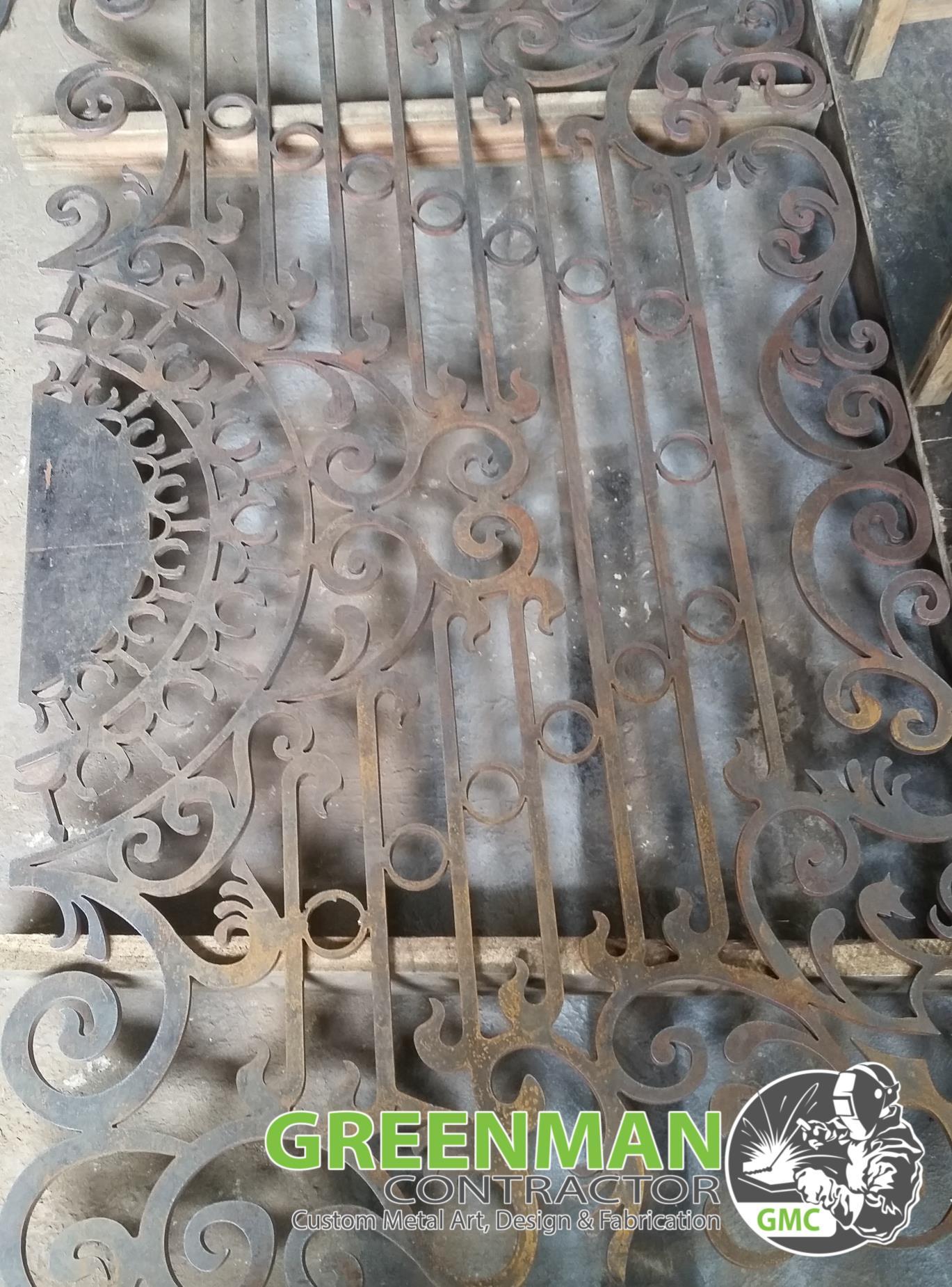 Gia công chi tiết sản phẩm panel cửa cổng tại Nhơn Trạch - Tỉnh Đồng Nai Gia-cong-chi-tiet-panel-cua-cong-tai-nha-pho-nhon-trach-dong-nai-1