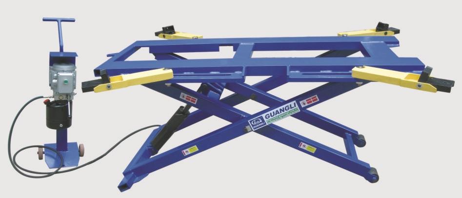 Cầu nâng cắt kéo di động độc lập chất lượng giá tốt