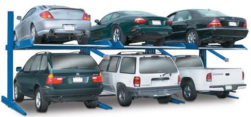 Cầu nâng đỗ xe gia đình PL-7000XR, chất lượng đỉnh cao