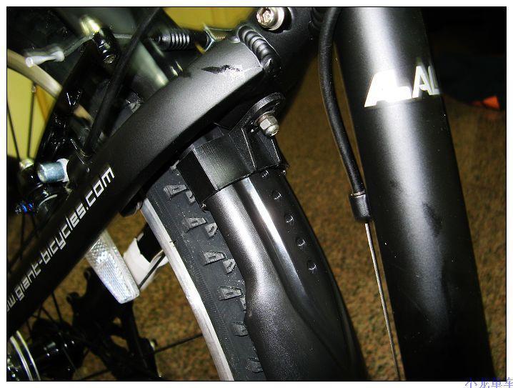 Chắn bùn xe đạp leo núi dài MS03