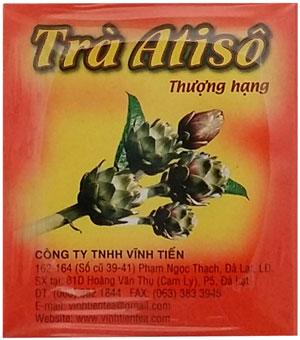 Trà Atiso túi lọc Vĩnh Tiến được coi là một loại thần dược cho sức khỏe