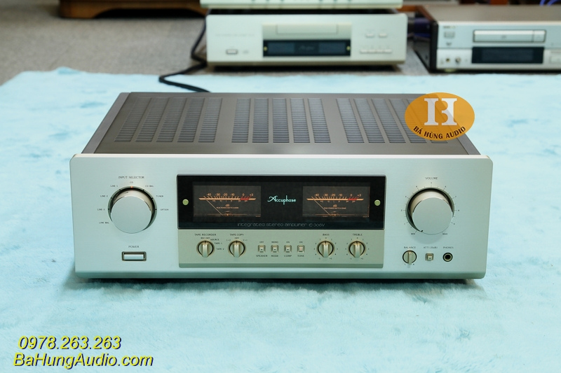 Amply Accuphase E306V Đẹp xuất sắc