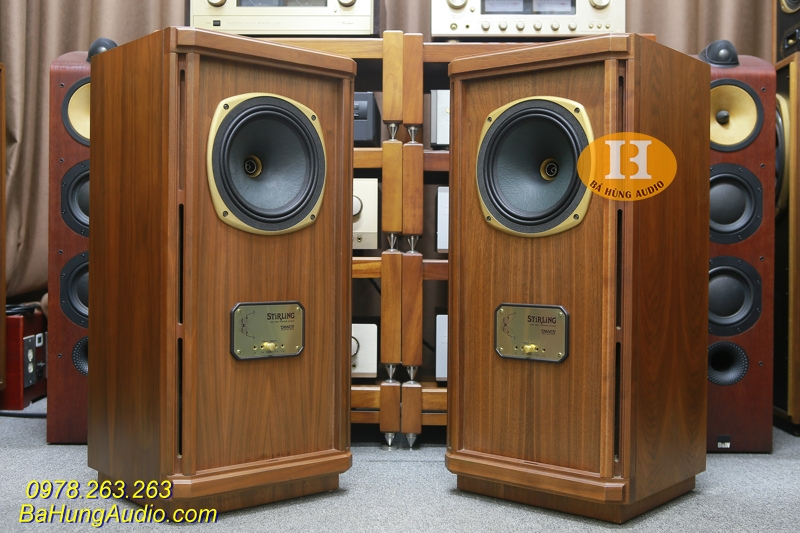 Loa Tannoy Stirling HE Đẹp xuất sắc