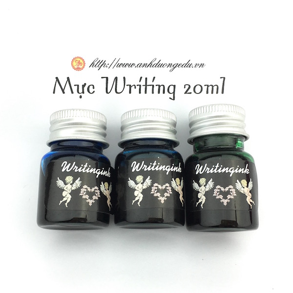 Mực Writing lọ tròn 20ml