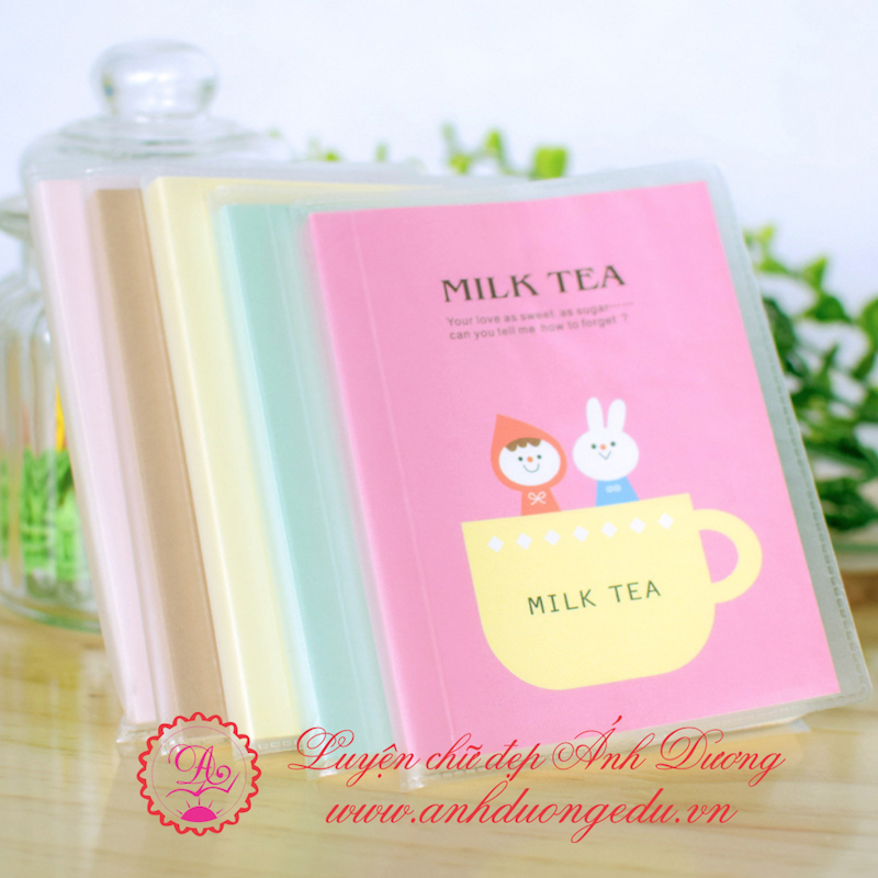 Sổ milk tea