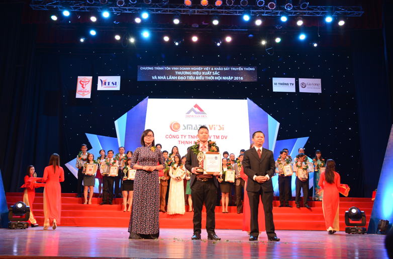 Camera Thịnh Nam Tiến lọt vào Top 100 thương hiệu được truyền hình trực tiếp trên kênh VTV1 Đài truyền hình Việt Nam