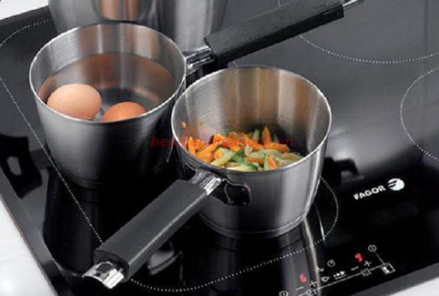 hình ảnh thực tế bếp điện từ TeKa IRS 943 HK 1310