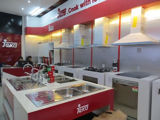 Phân phối bếp điện từ bốn TeKa IRS 943 HK 1310