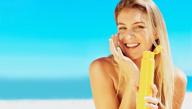 Kem chống nắng cho da mặt