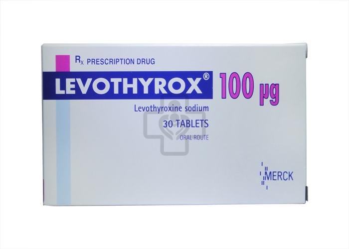 Image result for thuốc điều trị suy giáp bảm sinh levothyroxin