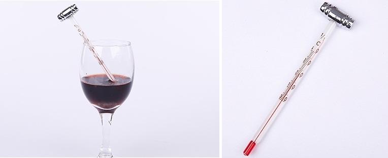 dụng cụ đo độ rượu vang