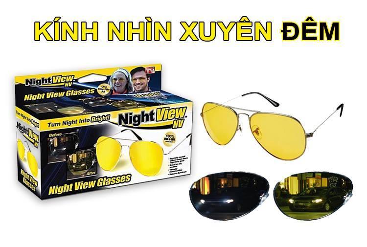 Kính nhìn xuyên đêm – Night View Glass