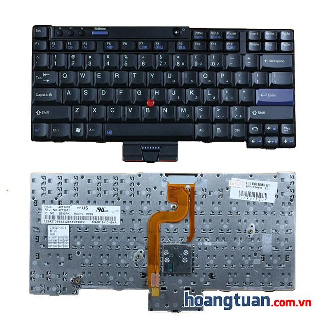 Bàn phím laptop Lenovo ThinkPad X200 X200S Keyboard
