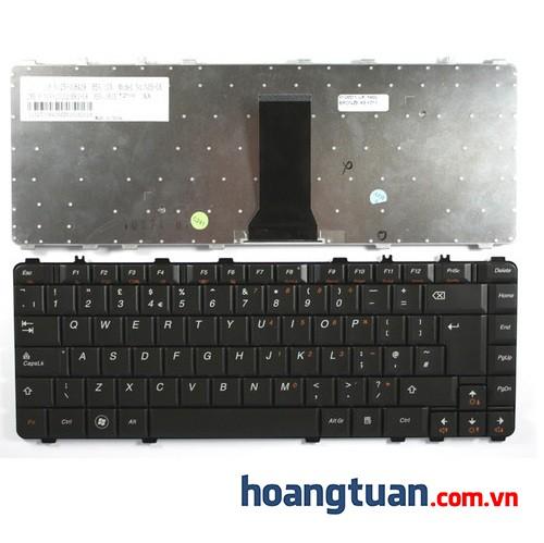 Bàn phím laptop Lenovo Ideapad Y550 Y550A Y550P Keyboard