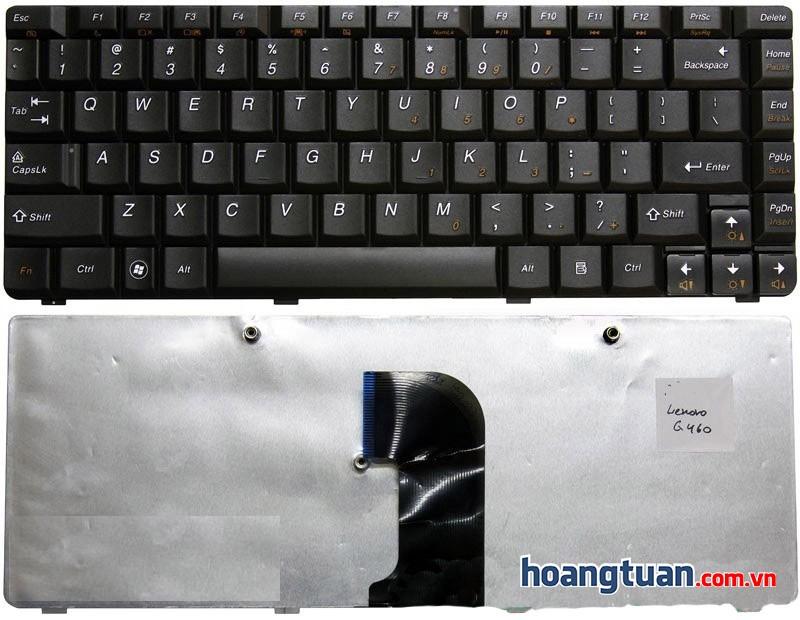 Bàn phím laptop Lenovo G460 G465 G465A keyboard