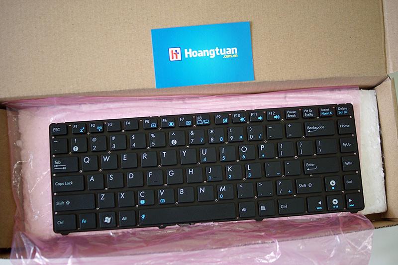 Bàn phím Laptop Asus EEE PC 1215