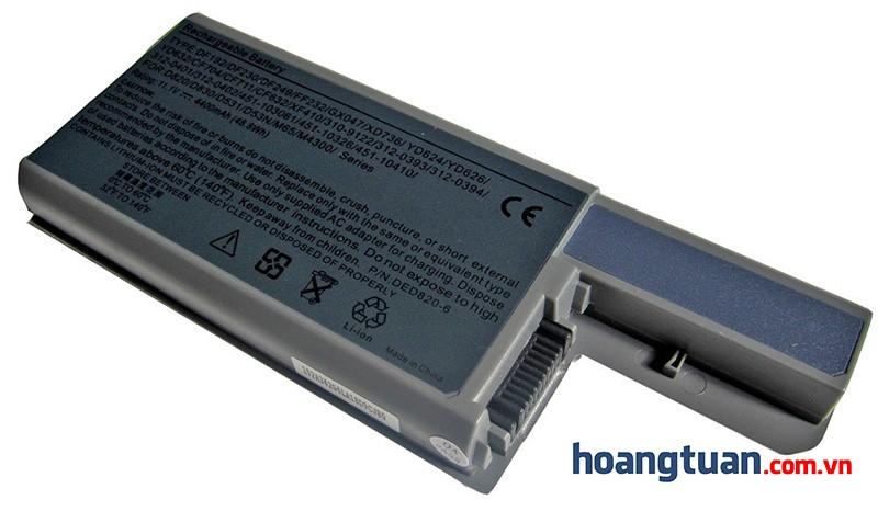 Pin Dell Latitude D531,D820,D830,Precision M4300,M65(6cell)