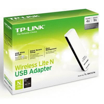 Bộ thu sóng wifi TP-Link TL-WN727N