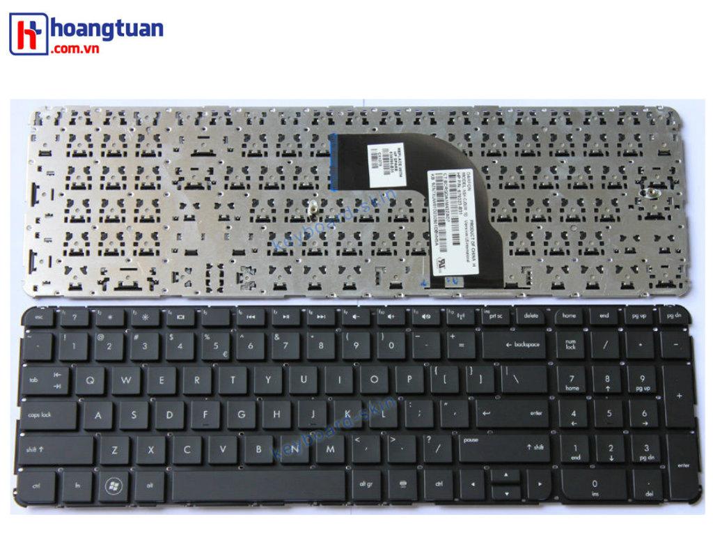 Bàn phím HP DV7-7000