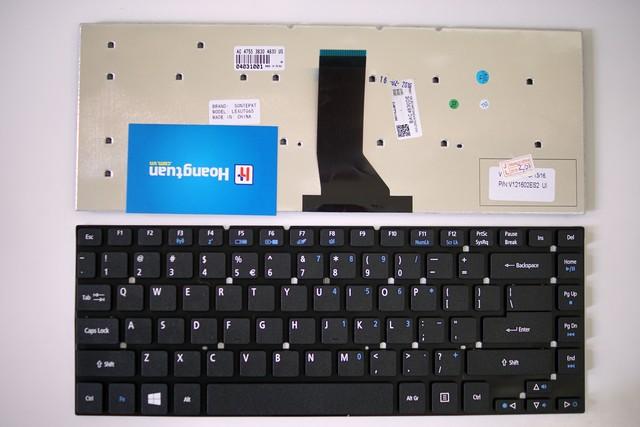 Bàn phím Acer Aspire 3830T 3830TG 4830T 4830TG