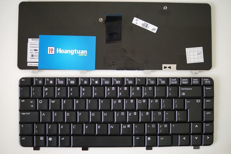 Bàn phím laptop HP 500 510 520 530 keyboard