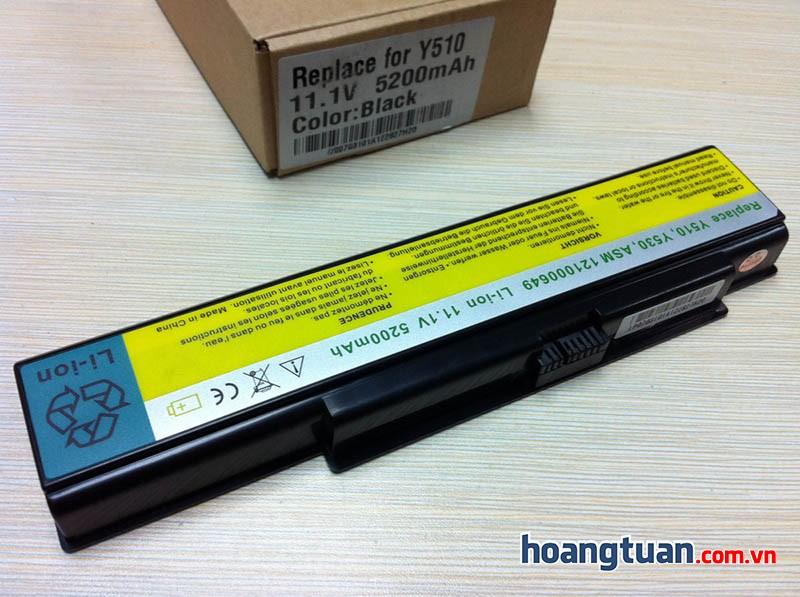 Pin Laptop Lenovo IdeaPad Y530A Y710 Y730 F51