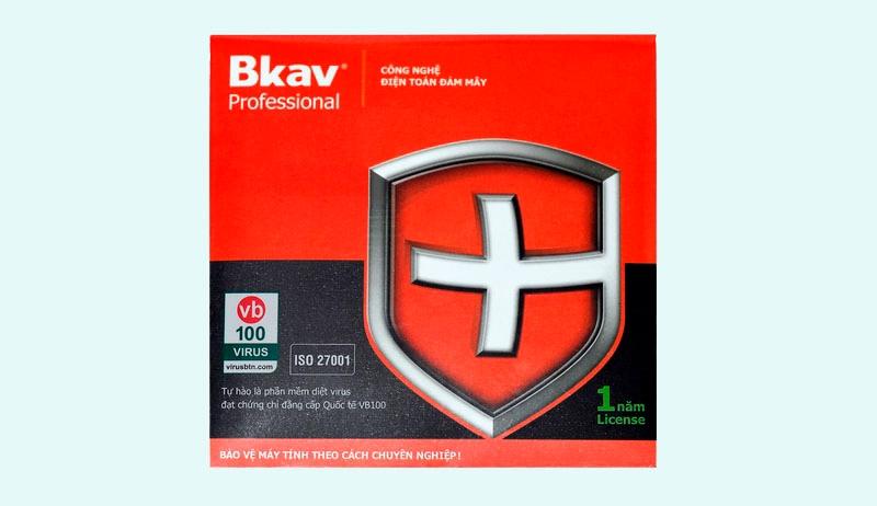 Phần mềm diệt virus BkavPro Internet Security