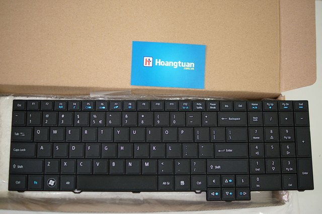 Keyboard Acer TravelMate 5760