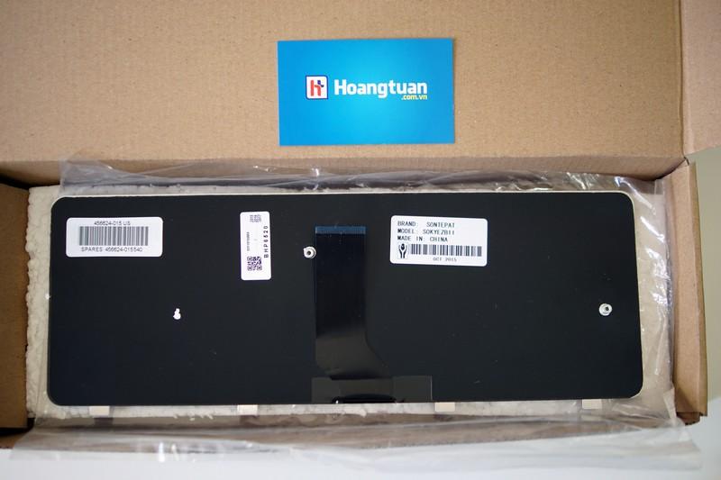 Bàn phím HP 540