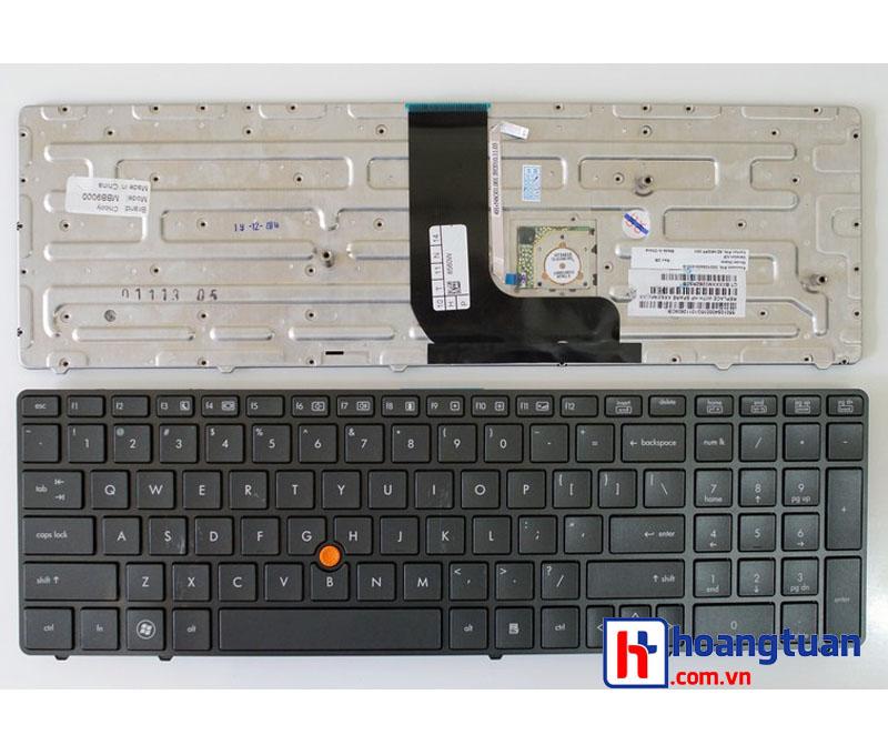 Bàn phím HP 8560W 8570W