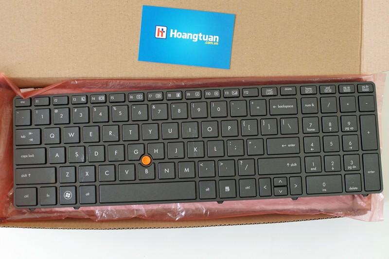Bàn phím HP Elitebook 8560w